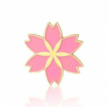 Cherry Blossoms Custom Pins