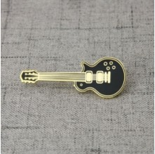Guitar Custom Lapel Pins