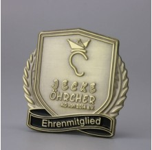 Lapel Pins For Jecke Oehrcher