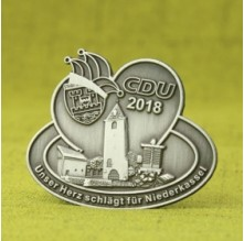 CDU Custom Lapel Pins