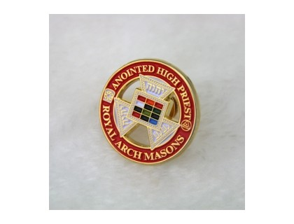 Custom Lapel Pins   Custom Pins No Minimum   Royal Arch