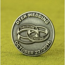 Wedding Custom Lapel Pins