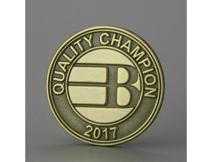 Champion Custom Pins