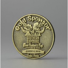 Custom Lapel Pins For Southern Exposure