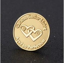 Carlton Senior Living Lapel pins