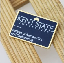 Kent State University Custom Pins