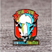 New Mexico Film Office Lapel Pins