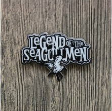 Legend of The Seagullmen Lapel Pins