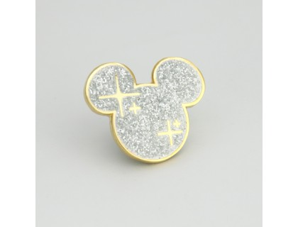 Mickey Head Custom Pins