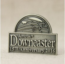 Amtrak Downeaster Custom Lapel Pins
