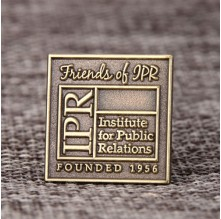 Friends of IPR Lapel Pins