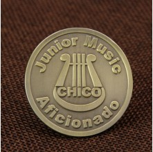 CHICO Custom Lapel Pins