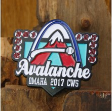 Avalanche Trading Pins