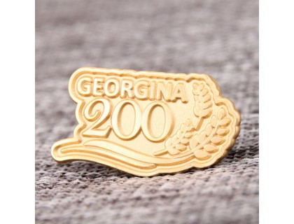 Georgina 200 Custom Pins