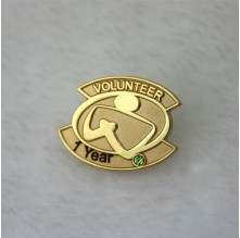 Volunteer Lapel Pins