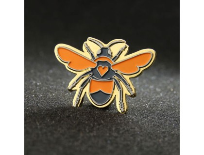 Honey Bee Custom Pins