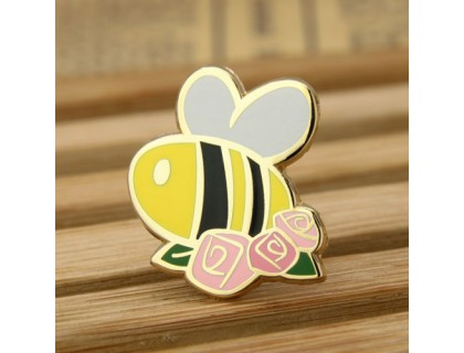 Bees Custom Lapel Pins