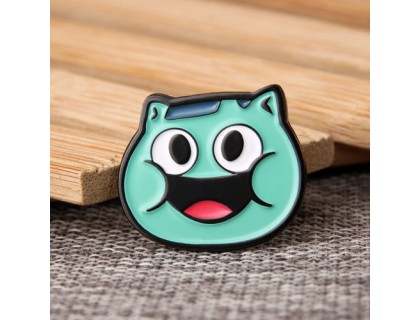 Cartoon Cat Lapel Pins