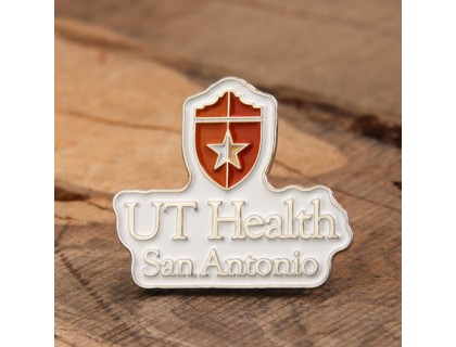 UT Health San Antonio Custom Pins