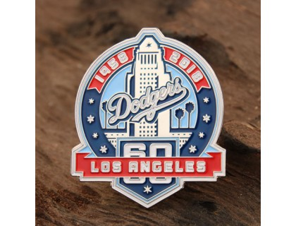 Los Angeles Dodgers Lapel Pins