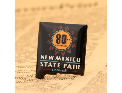 New Mexico State Fair Lapel Pins