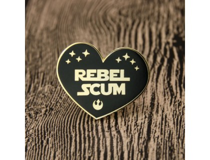 Rebel Scum Custom Pins