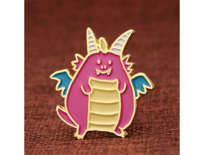 Monster Custom Lapel Pins