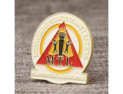 MTL Custom Lapel Pins