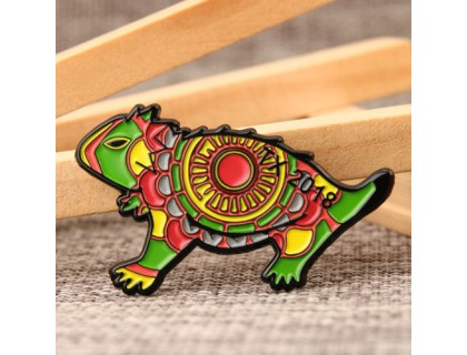 Lizard Custom Lapel Pins