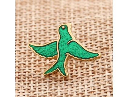 Bird Enamel Pins