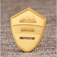 Instructor Custom Lapel Pins