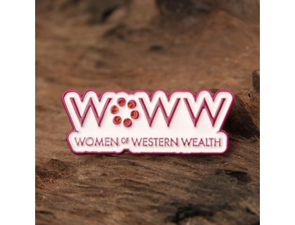 Women Custom Lapel Pins