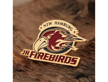 Firebirds Lapel Pins