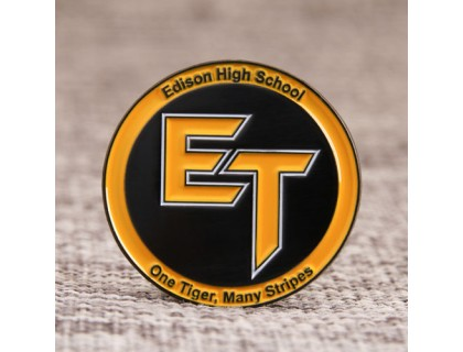 ET Custom Lapel Pins