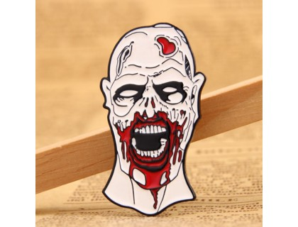 Vampire Custom Lapel Pins