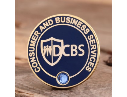 Service Custom Lapel Pins