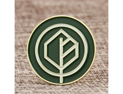Forest Park Bank Custom Lapel Pins