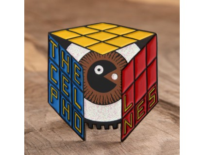 Magic Cube Lapel Pins