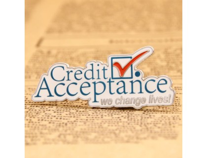 Credit Acceptance Custom Lapel Pins
