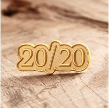 20/20 Custom Lapel Pins