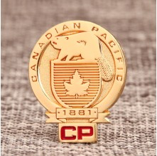 CP Custom Lapel Pins