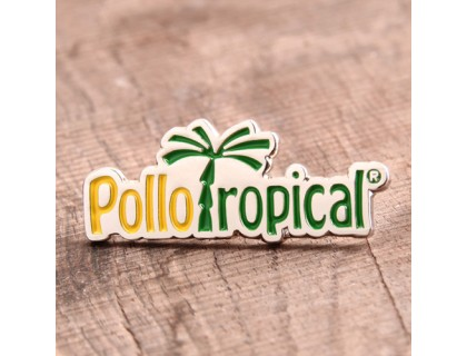 Pollo Tropical Lapel Pins Fast