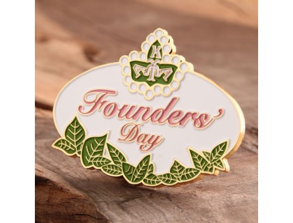 Founder Custom Lapel Pins