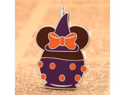 Minnie Style Custom Lapel Pins