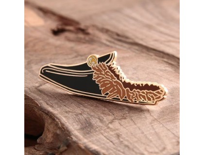Loafer Custom Lapel Pins