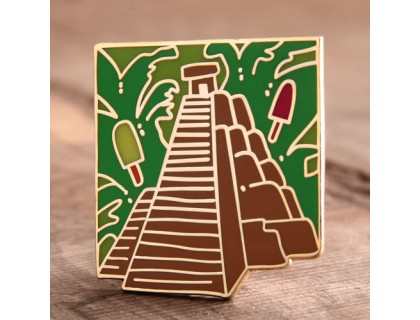 Scenery Custom Lapel Pins