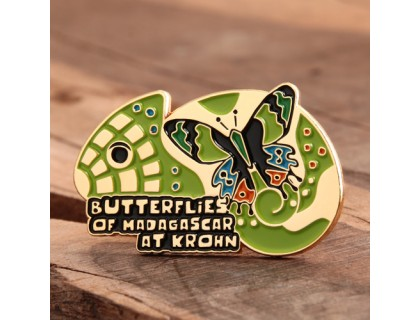 Butterfly Custom Lapel Pins