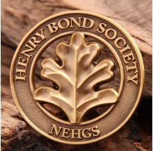 NEHGS Custom Lapel Pins