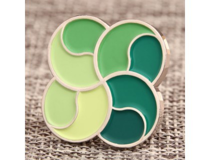 Clover Custom Lapel Pins