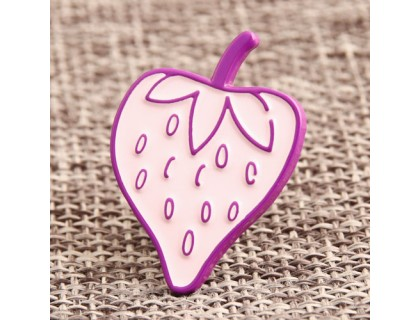 Strawberry Custom Lapel Pins
